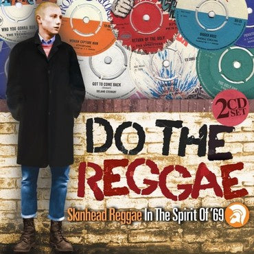 DO THE REGGAE SKINHEAD REGGAE IN THE SPIRIT OF '69-VARIOUS ARTISTS 2CD *NEW*