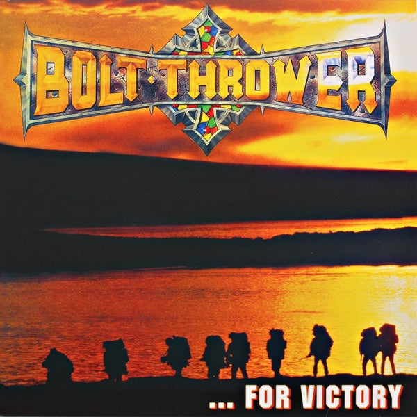 BOLT THROWER-FOR VICTORY LP *NEW*