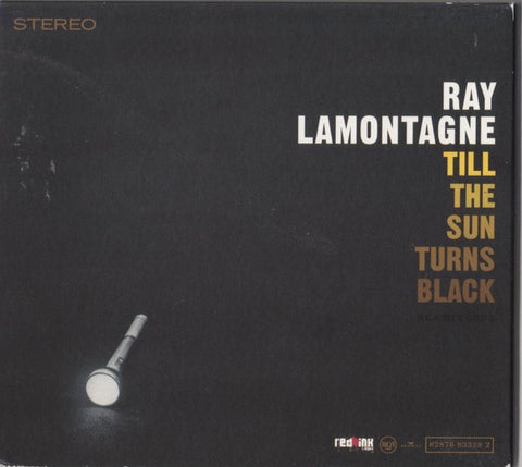 LAMONTAGNE RAY-TILL THE SUN TURNS BLACK CD VG