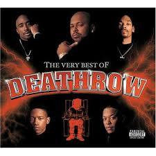 VERY BEST OF DEATH ROW-VARIOUS ARTISTS 2LP *NEW*