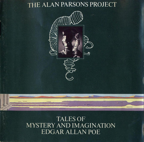 ALAN PARSONS PROJECT THE-TALES OF MYSTERY & IMAGINATION - EDGAR ALLAN POE CD VG