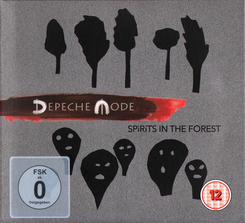 DEPECHE MODE-SPIRITS IN THE FOREST 2CD + 2DVD *NEW*