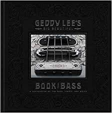 LEE GEDDY-GEDDY LEE'S BIG BEAUTIFUL BOOK OF BASS *NEW*