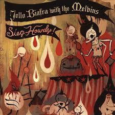 BIAFRA JELLO WITH THE MELVINS-SIEG HOWDY LP *NEW*