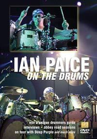 PAICE IAN-ON THE DRUMS DVD VG