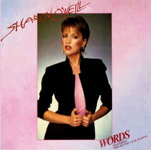 O'NEILL SHARON-WORDS LP NM COVER VG+