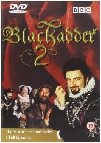 BLACKADDER 2 DVD VG