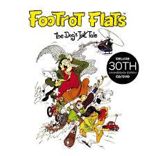 DOBBYN DAVE-FOOTROT FLATS DELUXE 30TH ANNIVERSARY CD+DVD *NEW*
