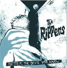 RIPPERS THE-BETTER THE DEVIL YOU KNOW LP *NEW*