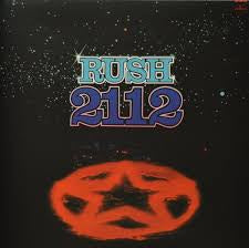 RUSH-2112 HOLOGRAM EDITION LP *NEW*