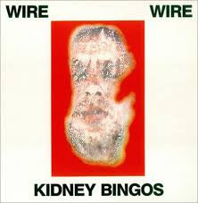 "WIRE-KIDNEY BINGOS 12"" EP VG+ COVER VG+"