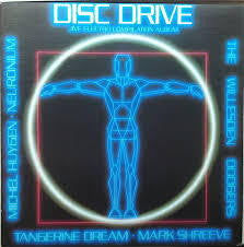 DISC DRIVE-VARIOUS ARTISTS LP NM COVER VG+