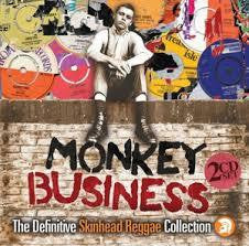 MONKEY BUSINESS-VARIOUS ARTISTS 2CD *NEW*