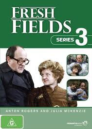 FRESH FIELDS SERIES THREE DVD VG