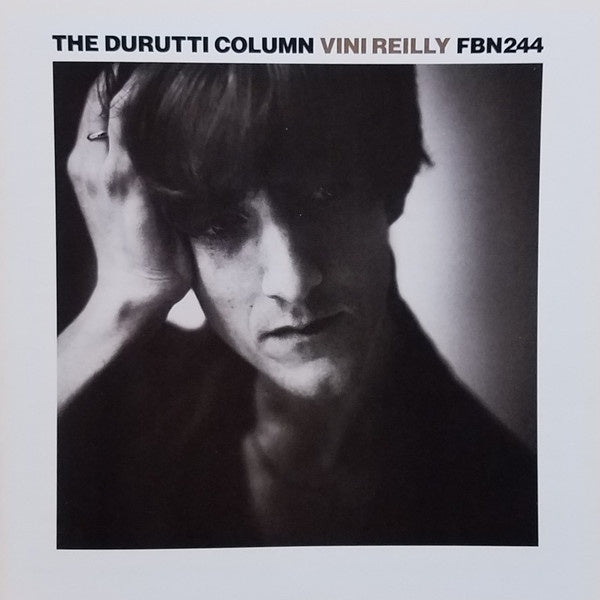 "DURUTTI COLUMN THE-VINI REILLY + WOMAD LIVE 2LP+ 7"" *NEW*"