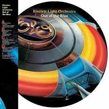 ELECTRIC LIGHT ORCHESTRA-OUT OF THE BLUE PICTURE DISC 2LP *NEW*