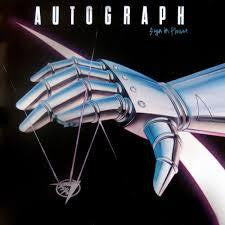 AUTOGRAPH-SIGN IN PLEASE LP VG+ COVER VG