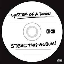 SYSTEM OF A DOWN-STEAL THIS ALBUM 2LP *NEW*