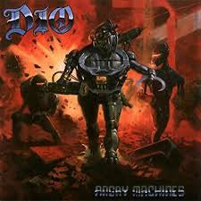 DIO-ANGRY MACHINES LP *NEW*