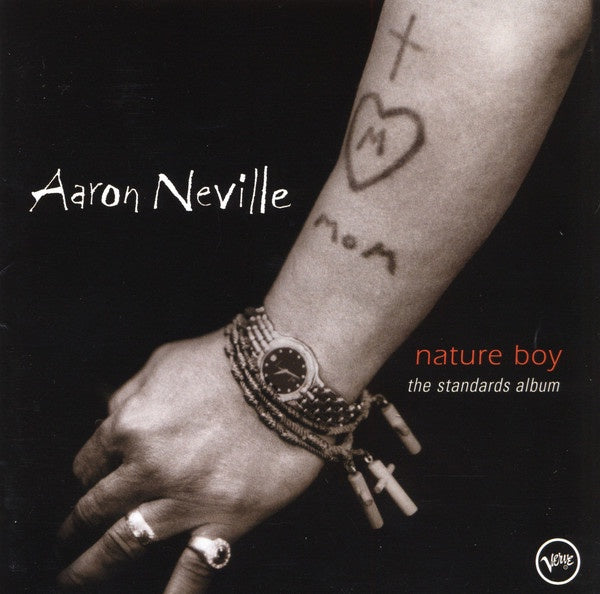 NEVILLE AARON-NATURE BOY: THE STANDARDS ALBUM CD VG