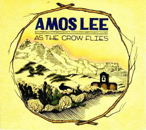 AMOS LEE-AS THE CROW FLIES CD VG