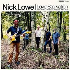 "LOWE NICK-LOVE STARVATION 12"" EP *NEW*"