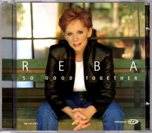 MCENTIRE REBA-SO GOOD TOGETHER CD VG