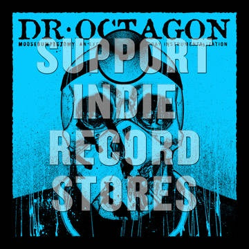 DR. OCTAGON-MOOSEBUMPS AN EXPLORATION OF MODERN DAY HORRIPILATION DELUXE 2LP+CD *NEW*