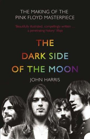 THE DARK SIDE OF THE MOON-JOHN HARRIS BOOK VG