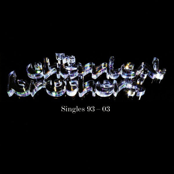 CHEMICAL BROTHERS-SINGLES 93-03 CD VG