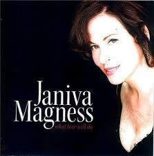 MAGNESS JANIVA-WHAT LOVE WILL DO CD *NEW*