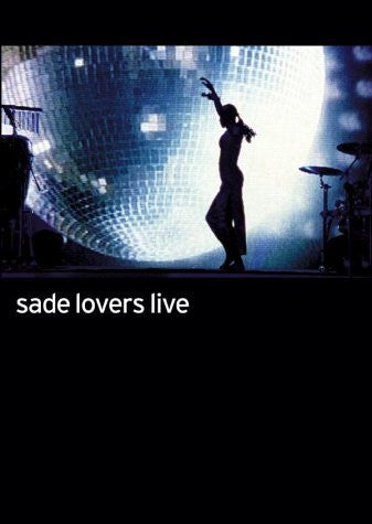 SADE-LOVERS LIVE DVD G