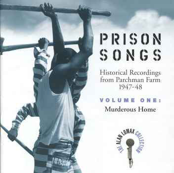 PRISON SONGS VOL. ONE: MURDEROUS HOME-VARIOUS CD VG