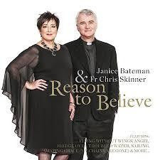 BATEMAN JANICE & FR CHRIS SKINNER-REASON TO BELIEVE CD *NEW*