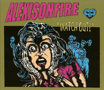 ALEXISONFIRE-WATCH OUT! CD VG