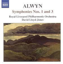 ALWYN - SYMPHONIES NOS 1 AND 3 CD *NEW*