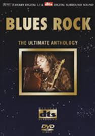 BLUES ROCK - THE ULTIMATE ANTHOLOGY DVD VG