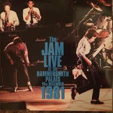 JAM THE-LIVE AT THE HAMMERSMITH PALAIS 2LP *NEW*