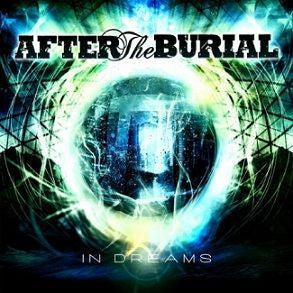 AFTER THE BURIAL-IN DREAMS CD VG