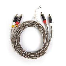 PROJECT-CONNECT E PHONO CABLE *NEW*