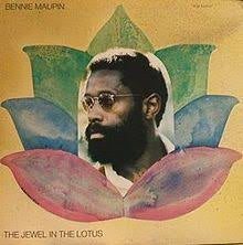MAUPIN BENNIE-THE JEWEL IN THE LOTUS LP NM COVER VG+
