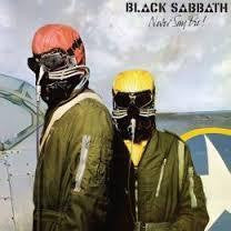 BLACK SABBATH-NEVER SAY DIE LP+CD *NEW* was $36.99 now...