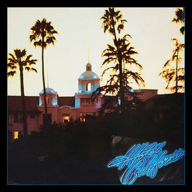 EAGLES-HOTEL CALIFORNIA 40TH ANNIVERSARY EDITION CD *NEW*