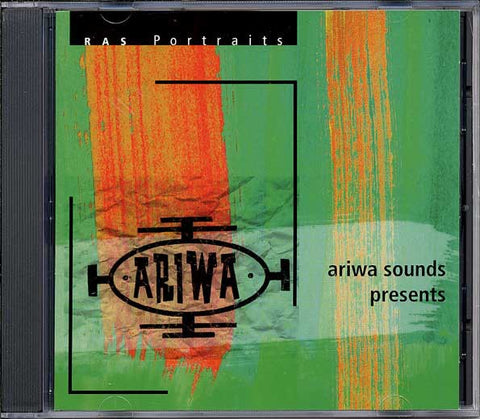 ARIWA SOUNDS PRESENTS PORTRAITS-VARIOUS ARTISTS CD *NEW*