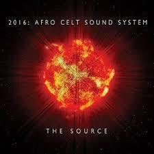 AFRO CELT SOUND SYSTEM-THE SOURCE CD *NEW*