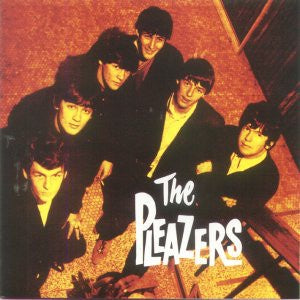 PLEAZERS THE-THE PLEAZERS CD VG