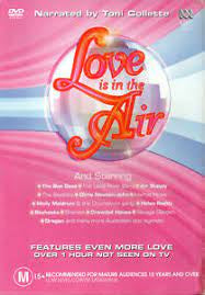 LOVE IS IN THE AIR-3DVD NM