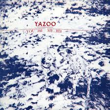 YAZOO-YOU & ME BOTH LP EX COVER VG+