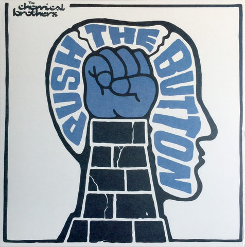CHEMICAL BROTHERS THE-PUSH THE BUTTON 2LP *NEW*