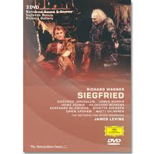 WAGNER RICHARD-SIEGRIED 2DVD VG